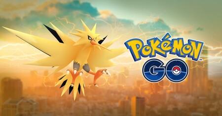 Pokémon GO - Zapdos