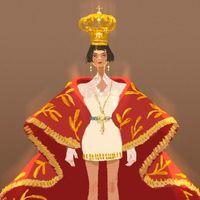 La ilustradora @baasamasda ha reinventado los mejores vestidos de la gala MET