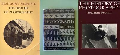 Beaumont Newhall y los primeros 100 años de la fotografía