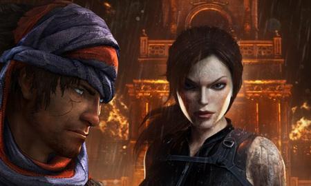 Cómo hacer que 'Tomb Raider' parezca una copia de 'Prince of Persia'