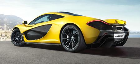 El McLaren P1 adelanta el embargo y se muestra por fin