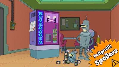 'Futurama' regresa como se fue