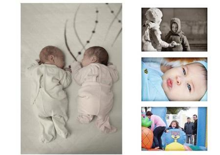 """Petits sourires, estudio """"itinerante"""" especializado en fotografía infantil y familiar"""