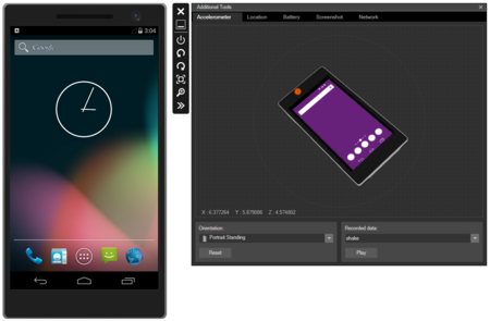 Vs2015 Android Emulator