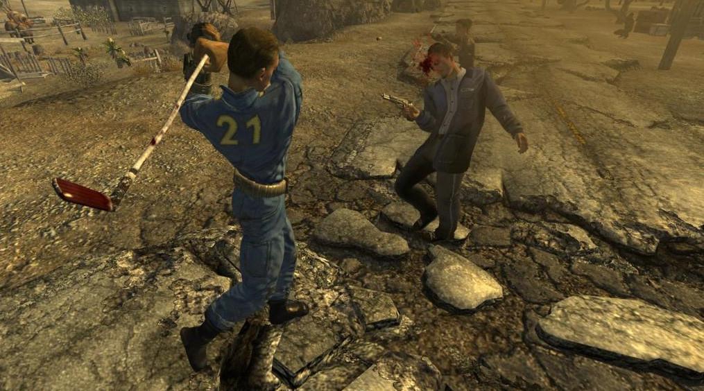 Foto de 'Fallout: New Vegas', imágenes ingame (1/13)
