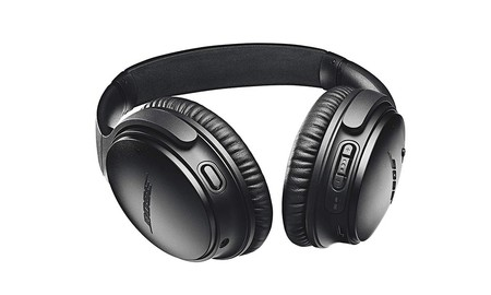 Bose QuietComfort 35 II: unos excelentes auriculares inalámbricos que Fnac nos deja por 252,22 euros con envío gratis