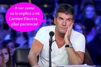 Pues claro: Simon Cowell no tiene problema con los que le llaman gay