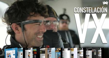 Más Google Glass, RTVE trabajando en 4K y la gasolina sigue subiendo. Constelación VX (CXXXII)