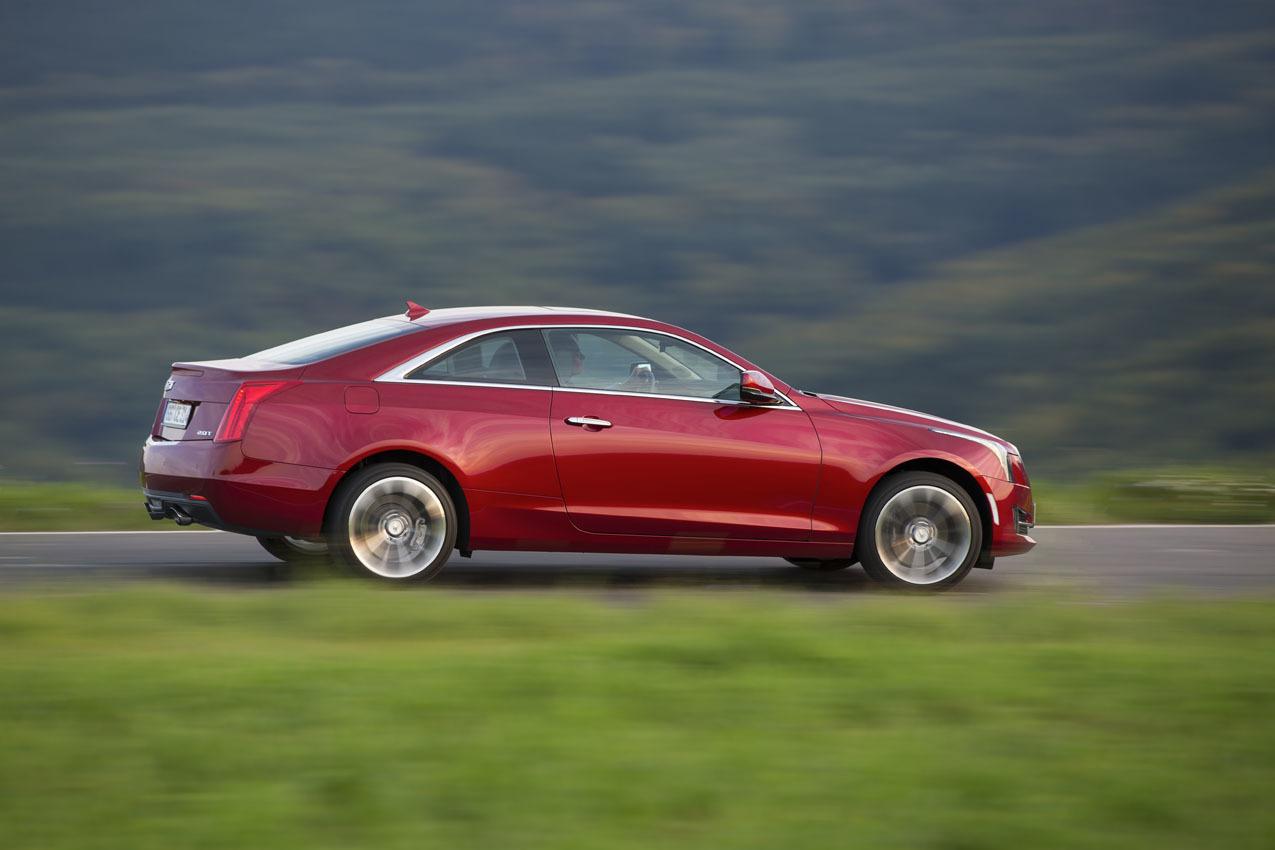 Foto de Cadillac ATS Coupé Europeo (22/33)