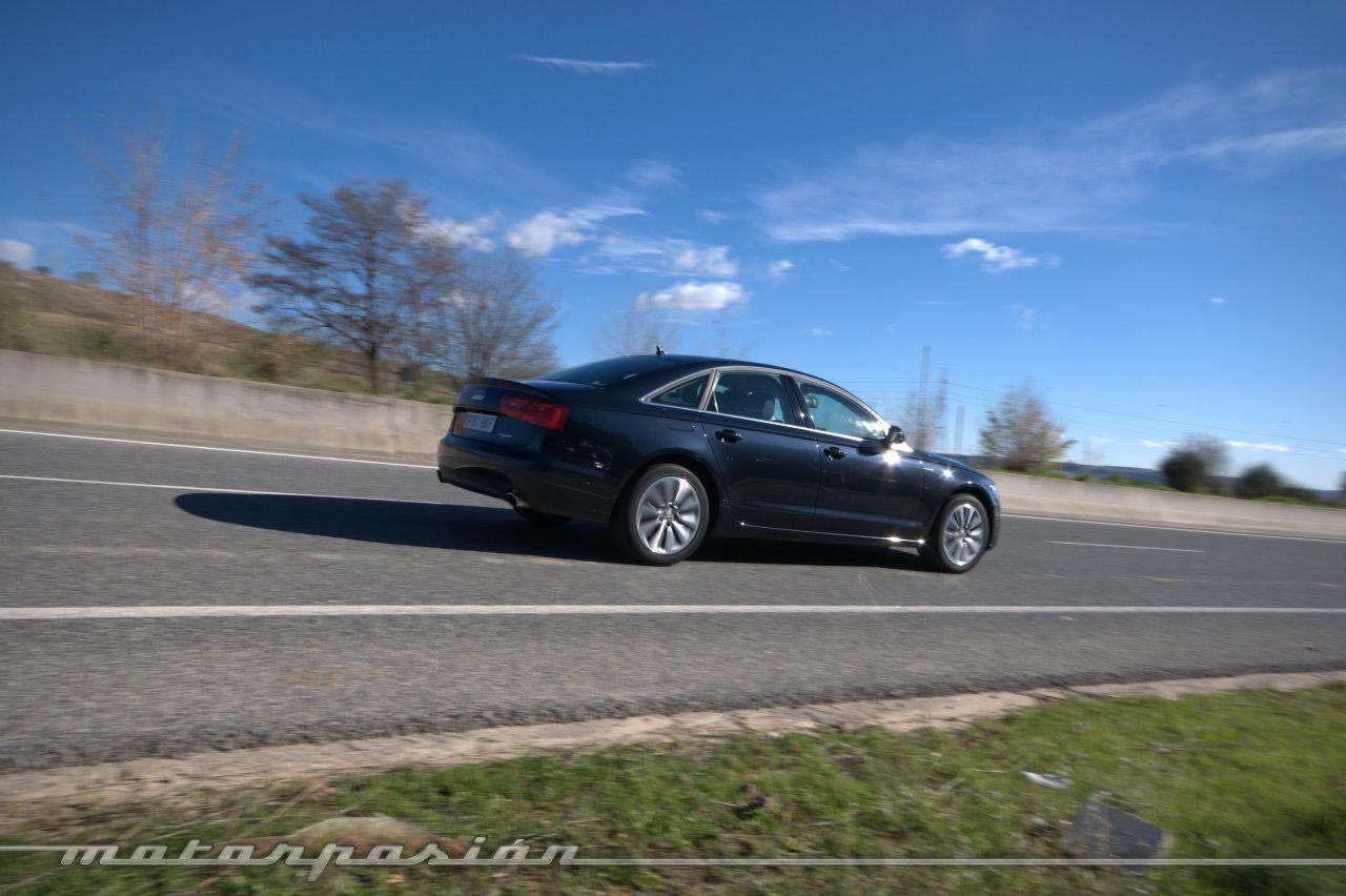 Foto de Audi A6 hybrid (prueba) (7/120)