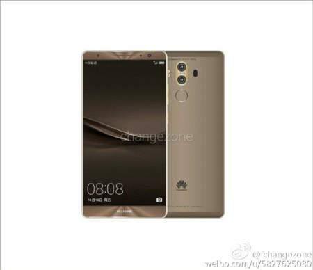 Huawei Mate 9 Renders 4