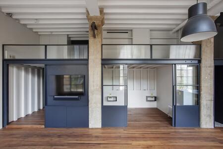 Yard Architects Bankside Loft Apartment 17