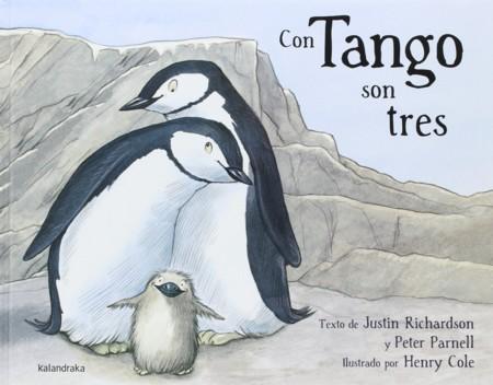 'Con Tango son tres': canto a favor de la diversidad de familias