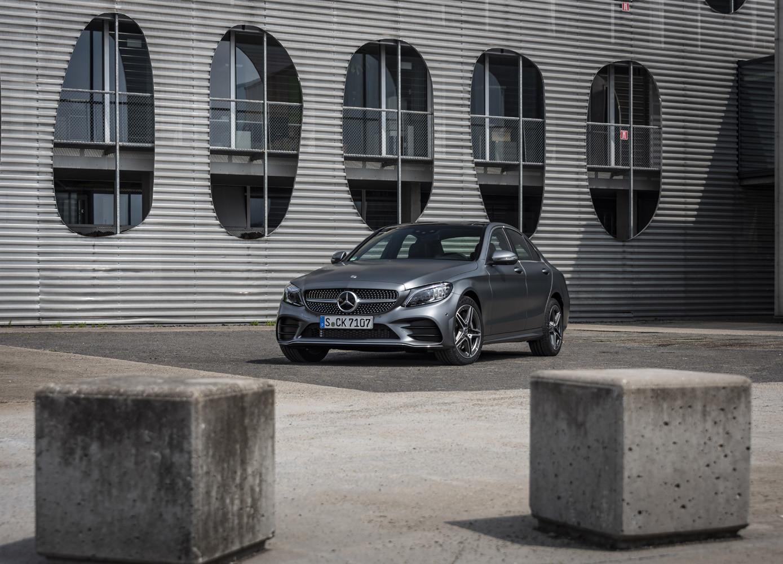 Foto de Mercedes-Benz Clase C 2018, toma de contacto (107/255)