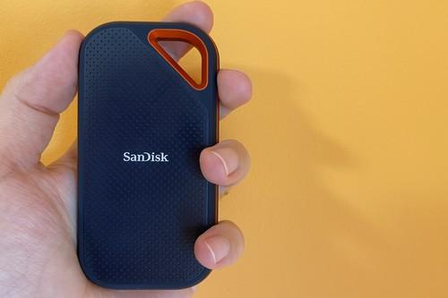 SanDisk Extreme Pro Portable SSD, una almacenamiento externo realmente rápido