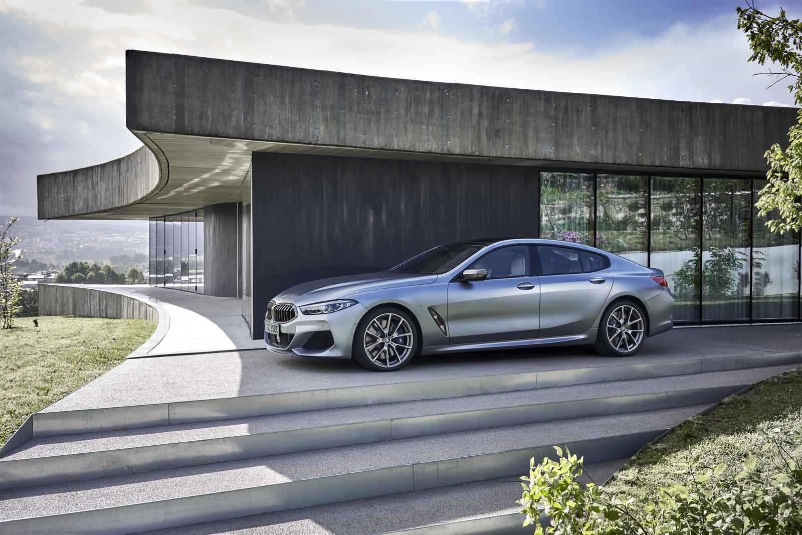 Foto de BMW Serie 8 Gran Coupé (presentación) (98/159)