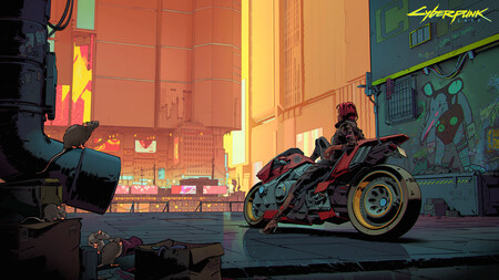 Guía Cyberpunk 2077: cómo conseguir la moto de Akira, la Yaiba Kusanagi CT-3X