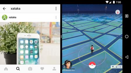 Cómo usar la pantalla dividida de Android 7.0 Nougat con aplicaciones que aún no la soportan