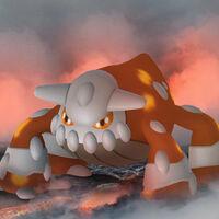 Pokémon GO: cómo derrotar a Heatran en las Incursiones