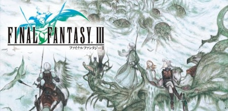Final Fantasy III ya disponible en Google Play