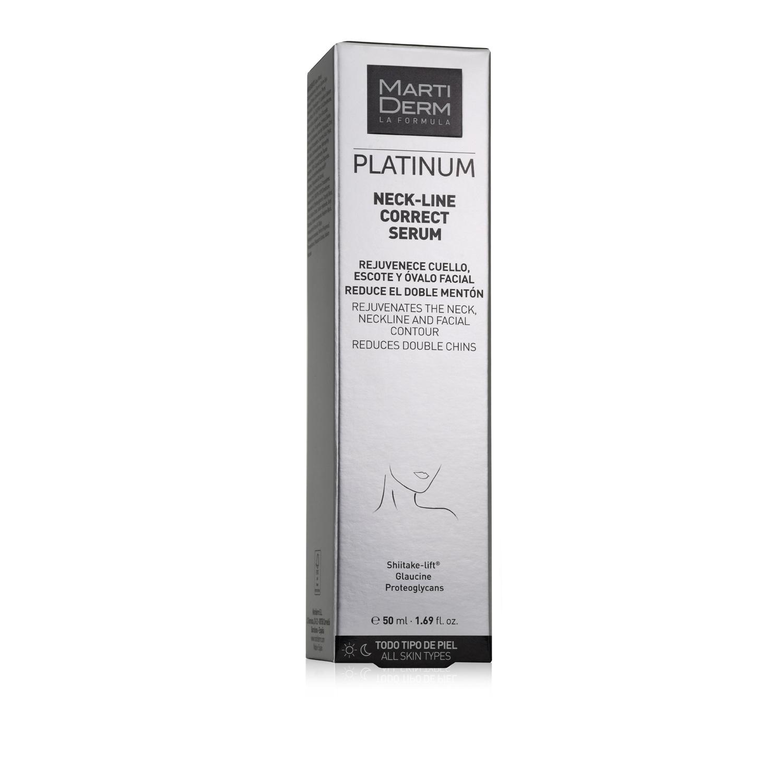Sérum Neck-Line Correct Platinum Martiderm