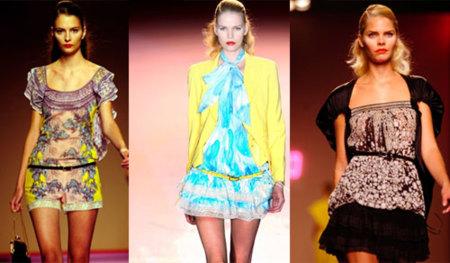 Miriam Ocariz Primavera-Verano 2010 en Cibeles Fashion Week