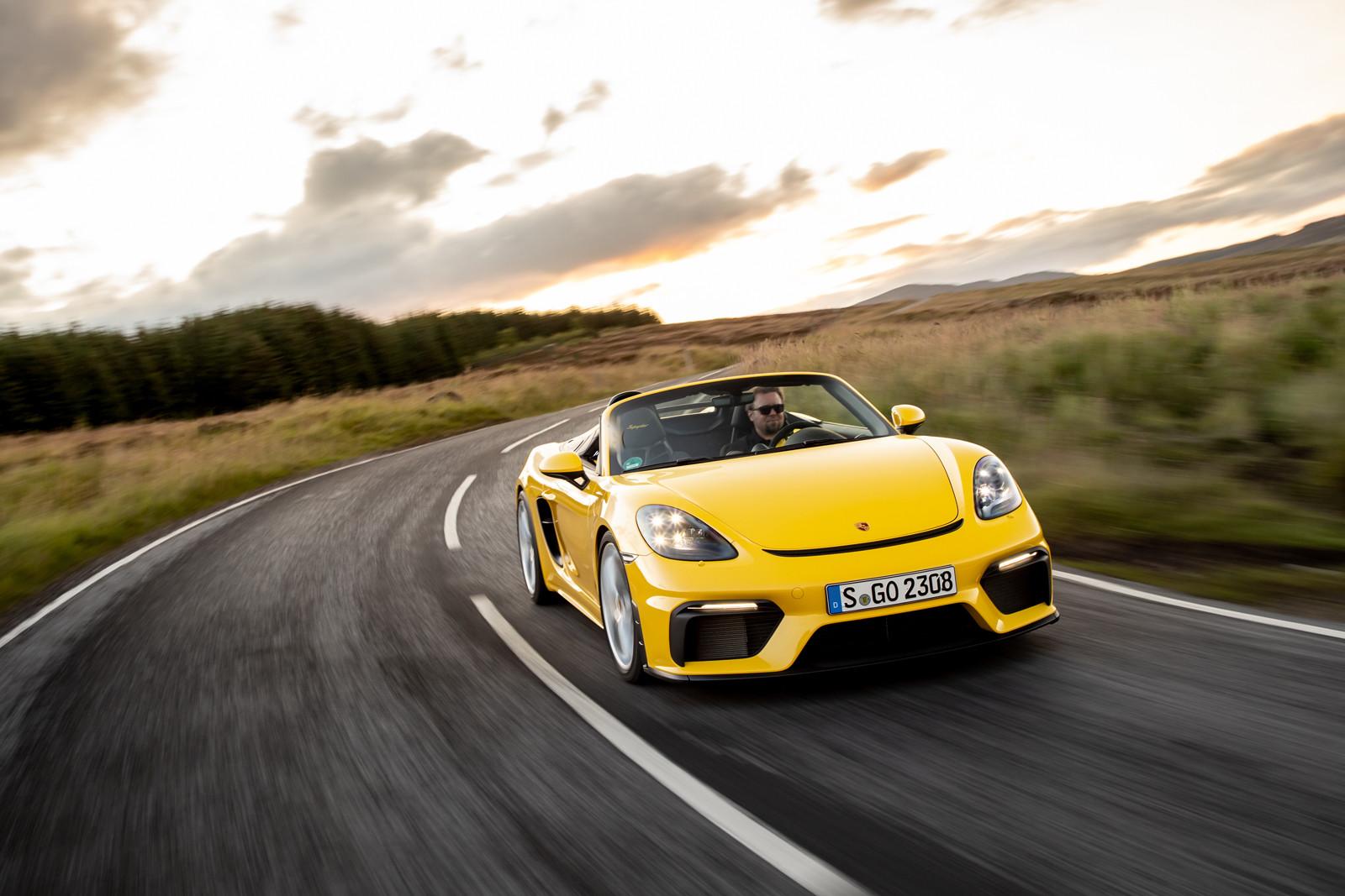 Foto de Porsche 718 Spyder (prueba contacto) (233/296)