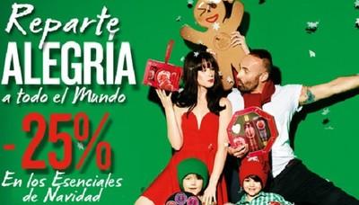 25 % de descuento en los 'esenciales de Navidad' de The Body Shop