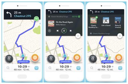 Waze y Spotify se unen para hacer tu conducción más segura y divertida