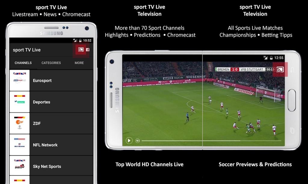Sport Live™ Tv