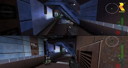 'Perfect Dark'. Comparativa en vídeo entre N64 y XBLA