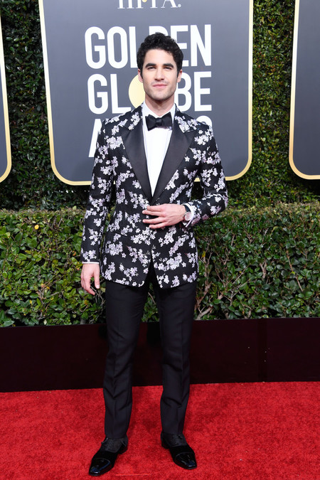 Darren Criss 76th Annual Golden Globe Awards Red Carpet 2