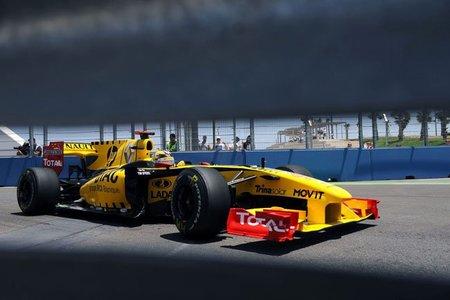 GP de Europa 2010: la FIA sanciona con 5 segundos a los pilotos investigados