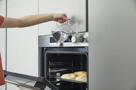 Hisense lanza su nueva gama de hornos multifuncionales: cocinan al vapor, fríen casi sin aceite y se limpian solos