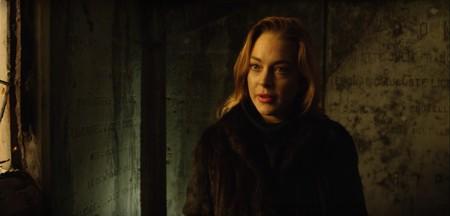 Después de su reality en la playa, Lindsay Lohan intenta volver al cine con un thriller político con hombres lobo