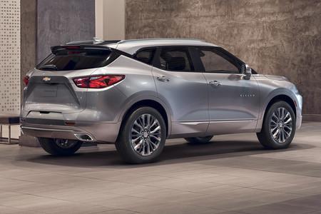Chevrolet Blazer 2019: Precios, versiones y equipamiento ...