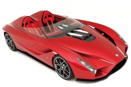 """Ken Okuyama Kode57, el auto que también es """"plagiado"""""""