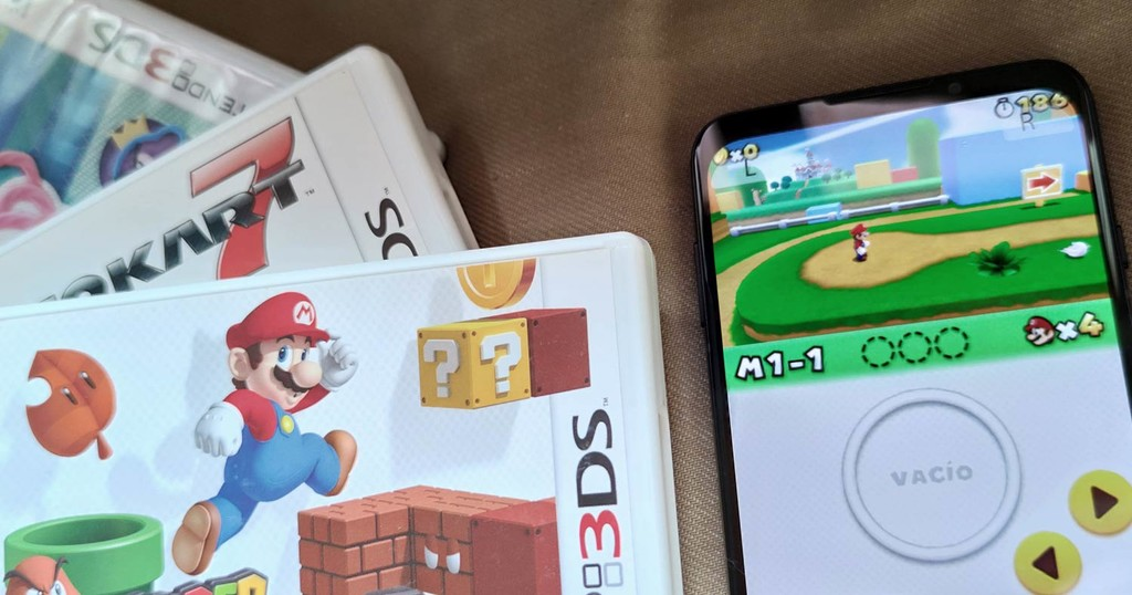 El emulador de 3DS Citra llega a Android de forma oficial: ya puedes descargarlo desde Google Play