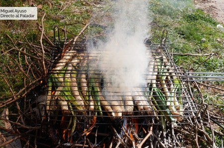 Calcots Parrilla