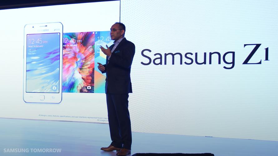 Foto de Samsung Z1 (1/10)