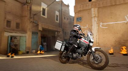 """""""I Aventura Ténéré"""", surca el desierto marroquí del 4 al 12 de octubre"""