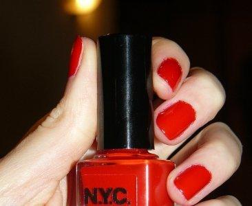 Esmalte de uñas de N.Y.C, mi experiencia