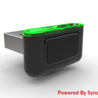 Haz tu PC mucho más seguro con este lector de huellas dactilares: el Synaptics Turnkey