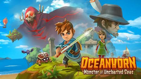 """Oceanhorn, el llamado """"Wind Waker de iOS"""", llegará a Switch este mismo año"""