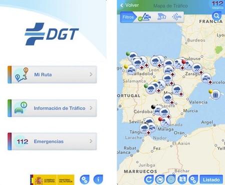 La DGT lanza su propia aplicación para smartphones