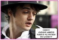 Boquitas de piñón: Pete Doherty