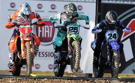 Jeffrey Herlings y Jorge Prado celebran sus títulos de MXGP y MX2 con sendos dobletes en Italia