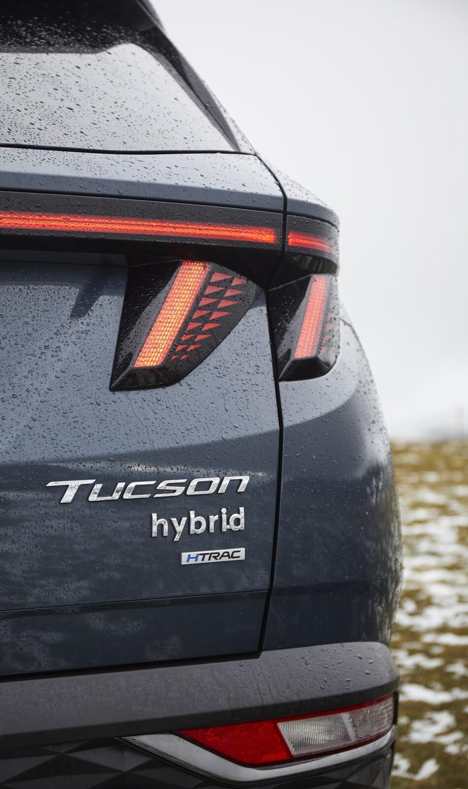 Foto de Hyundai Tucson 2021 (28/42)
