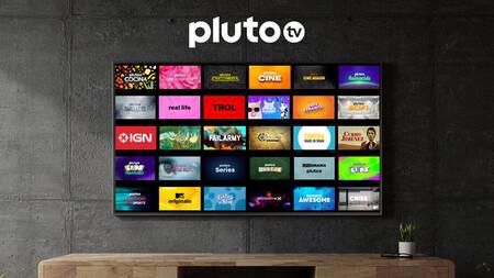 Pluto ya está disponible en forma de app para televisores Samsung y LG con los sistemas operativos Tizen y webOS
