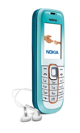 Nokia 2600 classic y Nokia 1209
